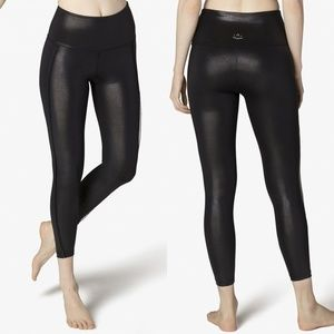 Beyond Yoga Pearlized Ride It High Waist Leggings